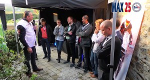 Soirée Formula One Max 25 chez Christian Kinot-Discours