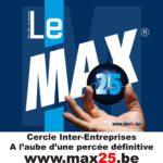 LE MAX 25 cercle