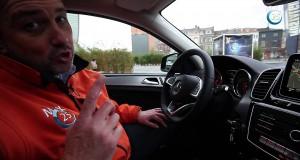 Présentation et test de la Mercedes GLE Coupé 350 d 4Matic par Max25 Christian Kinot.
