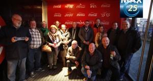 Visite Coca-Cola Anvers par Christian Kinot de Max25.