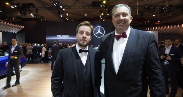 94ème Salon de l' Auto-Moto de Bruxelles 2016 présenté par Christian Kinot de Max25.