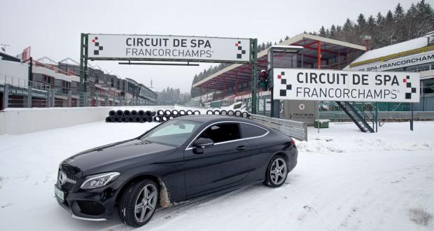 Présentation de la Mercedes Classe C Coupé 220d par Christian Kinot Max25.